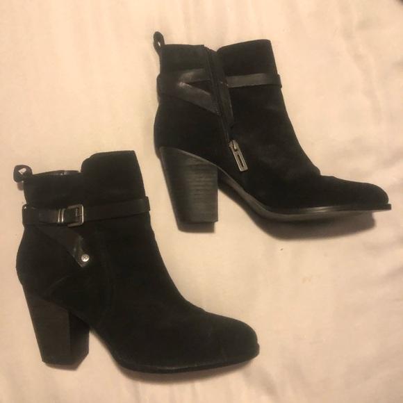 Ivanka Trump Shoes - Ivanka trump black booties